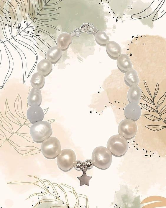 Pin On Aurain Pearl Silver Jewelry
