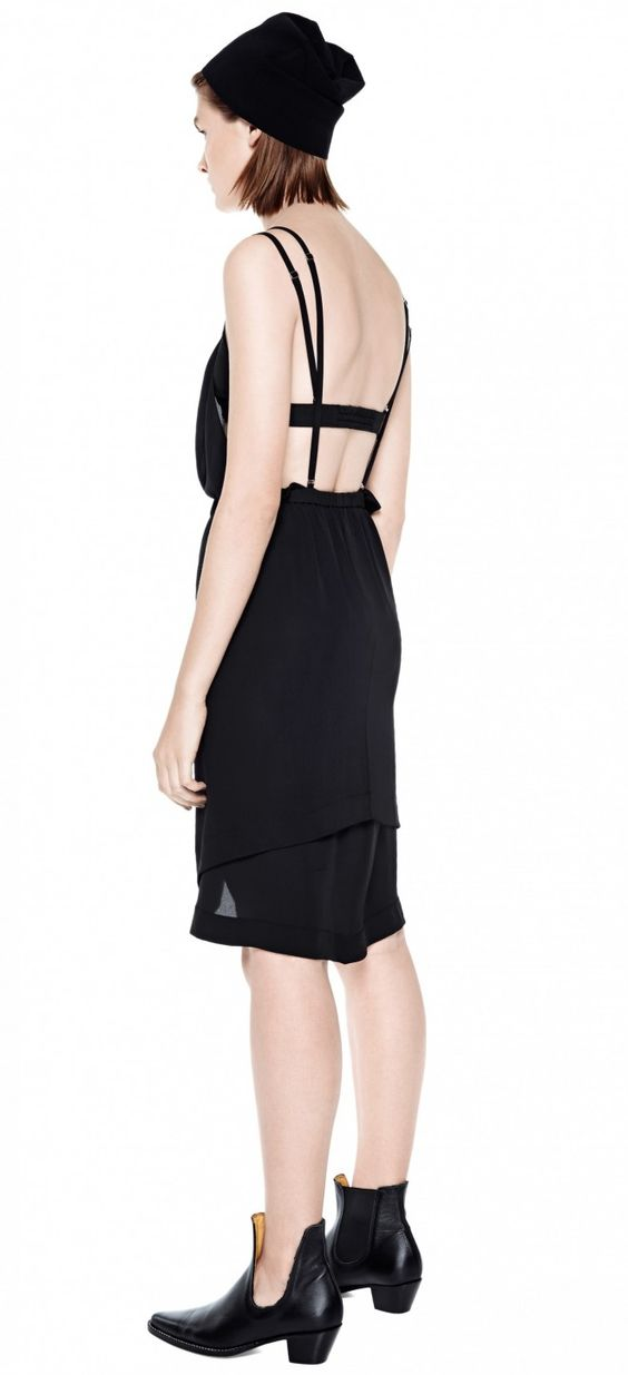LAYERED LINGERIE DRESS | Dion Lee