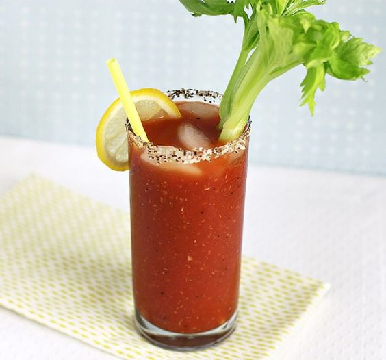 ... Bloody Mary is the hair of the dog, then a Cajun Bloody Mary is the