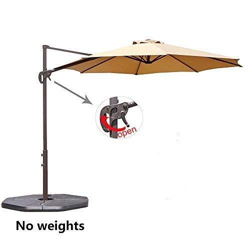 Le Papillon 10 Ft Cantilever Outdoor Umbrella Now 82 79 Was 199 99 Swaggrabber In 2020 Patio Umbrella Offset Patio Umbrella Best Patio Umbrella