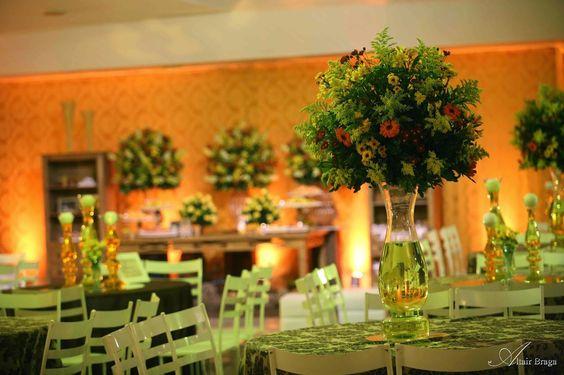 COMMEMORI EVENTOS Fotógrafo: Altair Braga: Casamento de Danielle e Raphael
