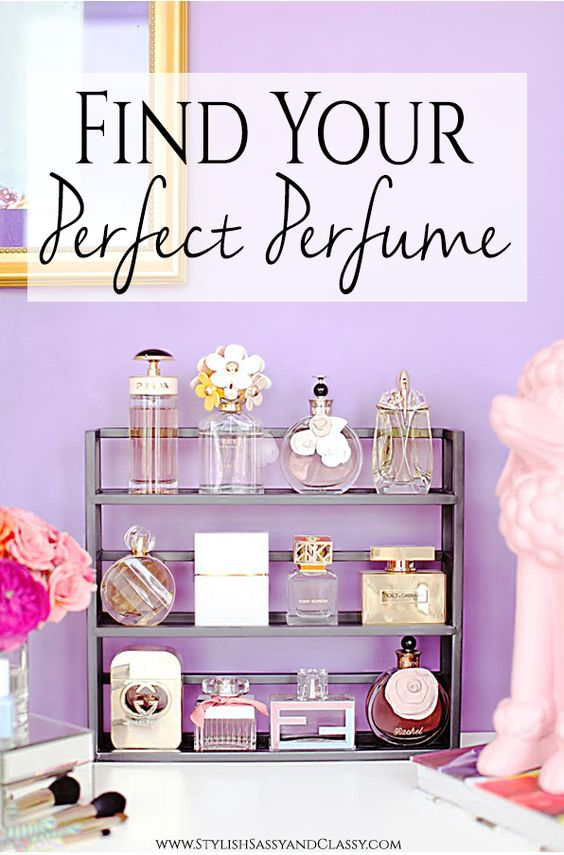 Your perfume can say a lot about you, good or bad, so you want to pick one that says you. Also keep in mind that every perfume does not fit into just one catagory, but can have more potent notes of scent that can put off different impressions. My current favorite perfume is Daisy by …