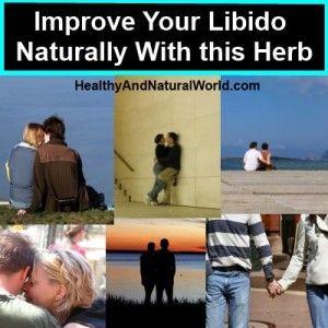 improve libido naturally