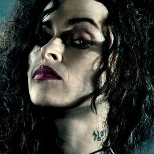 bellatrix neck tattoo - Buscar con Google | Cosplay ...