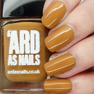 PRE-ORDER 'Ard As Nails- Creme- Belinda