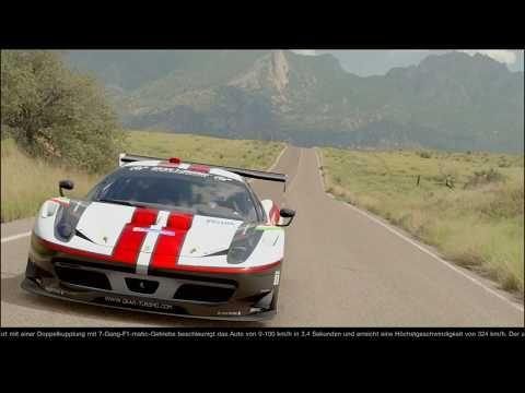 Gran Turismo Sport Paint Job Livery Design Ferrari 458 Gt3