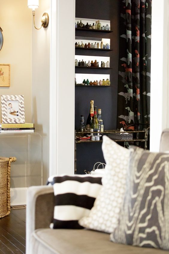 House Tour: An Eclectic Mix in a New Jersey House