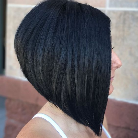 Slide on over for those back views you guys always ask for. I got you. #btconeshot #behindthechair #isaprofessional #paulmitchell #baco #modernsalon #americansalon #imallaboutdahair #authentichairarmy #blackhair #bob #bobhaircut #emilyandersonstyling