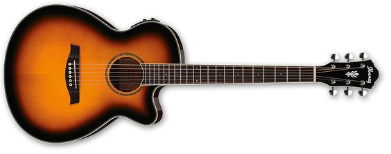 Acoustics AEG - AEG10II | Ibanez guitars