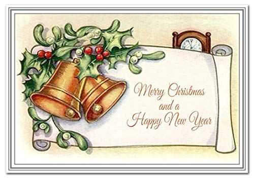 Bell Ringing Christmas Card Victorian Era Vintage Rare Https Www Amazon Co Uk Dp B07y8jm46z Ref Cm Vintage Christmas Cards Xmas Wishes Christmas Cards