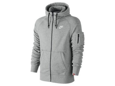 Nike AW77 Intentional Men's Full-Zip Hoodie - £50 | Men's Fall ...