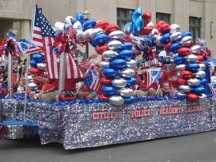 4th of july parade images