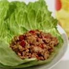 These are so YUMMY Asian Turkey Lettuce Wraps.