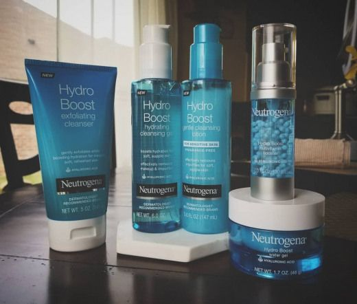 Hank You Neutrogena For Partnering With Me And Saving My Skin From Winter Dryness I Started Using The Hydrobo Skin Care Diy Skin Care Routine Dry Skin Relief