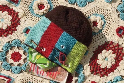 Beach Tote - Crochet Me