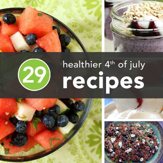 healthy july 4th appetizers