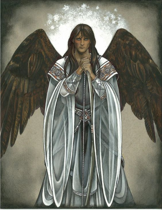 Angel Michael, de Ebe Kastein