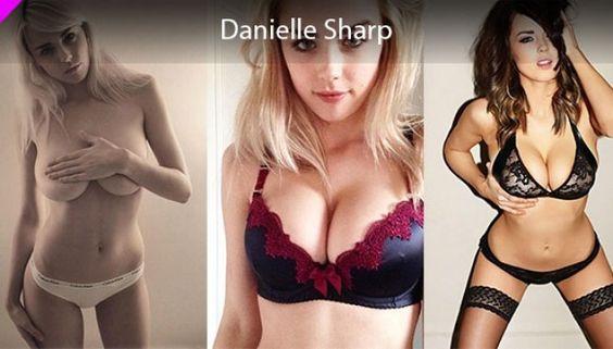 30 Photos Les courbes de Danielle Sharp vous feront chavirer