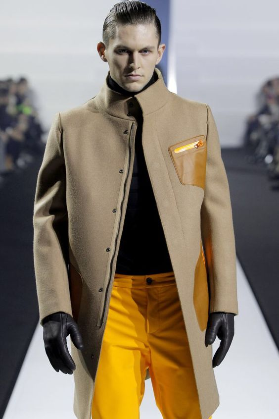 Dirk Bikkembergs Fall/Winter 2013-2014 Collection For Men
