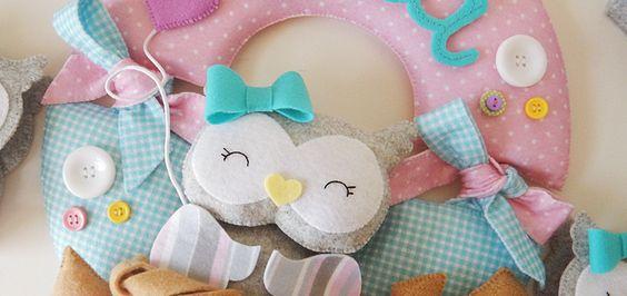 { Mega Artesanal } Quarto Baby Bela: Kit Maternidade
