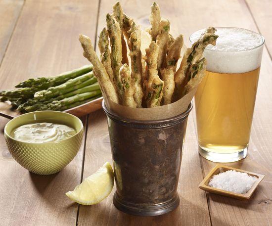 Aioli, Aioli recipe and Asparagus on Pinterest