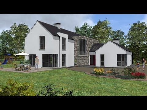 Irish House Plans Buy House Plans Online Irelands Online House Design Service Irish House Plans House Designs Ireland House Plans