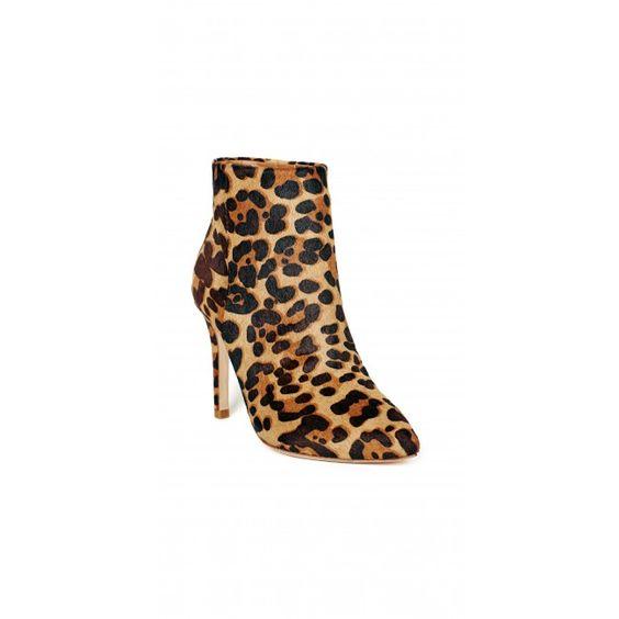 Lina Booties - Leopard
