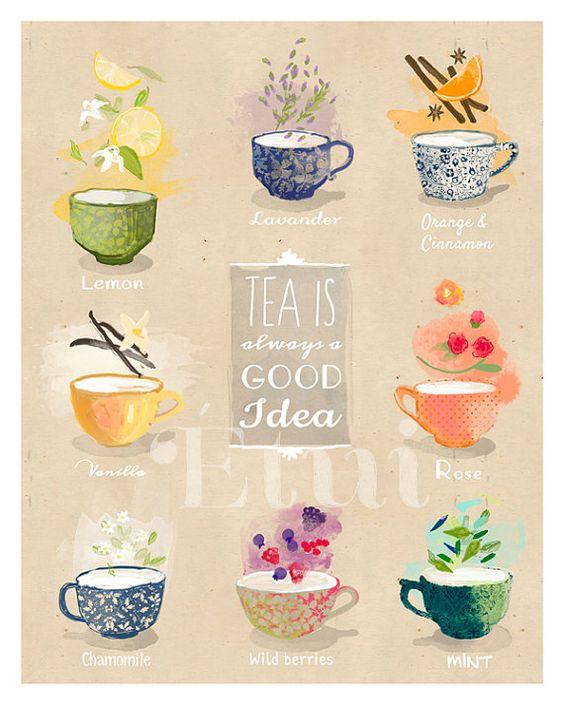 Tea is always good idea, by matejakovac