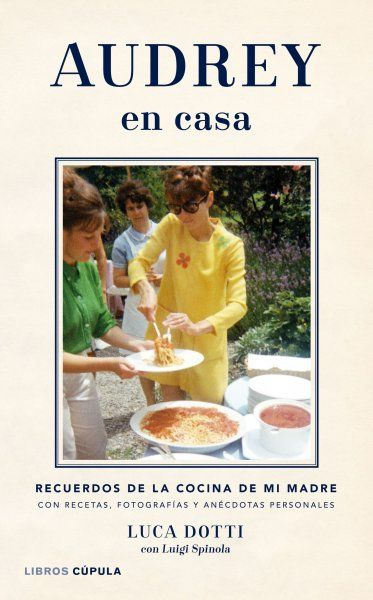 Audrey en casa: con Audrey Hepburn en la cocina - http://www.conmuchagula.com/audrey-en-casa-con-audrey-hepburn-en-la-cocina/?utm_source=PN&utm_medium=Pinterest+CMG&utm_campaign=SNAP%2Bfrom%2BCon+Mucha+Gula: