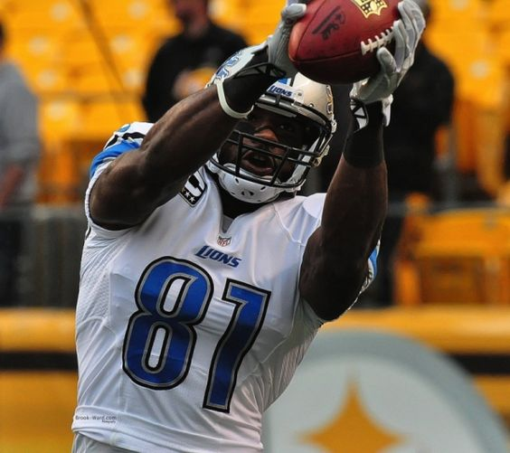 Calvin Johnson Helped The Lions To This;Sign Of Future?