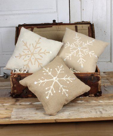 Modest Rustic Set Pillows