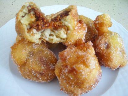 Receita de Bolinhos Fritos de Figos Secos | Doces Regionais