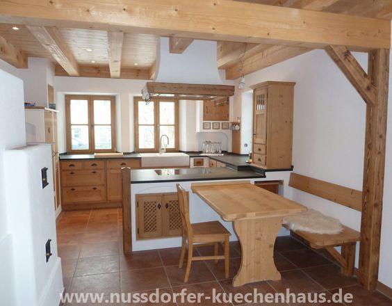 nussdorfer küchenhaus Landhausküche Landhausküchen vom