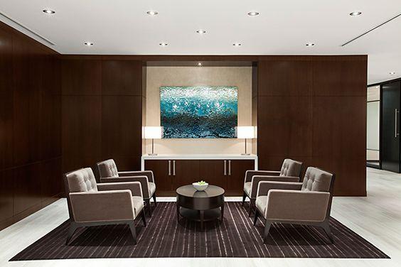Law office interior design firm interior design law firm for Corporate interior design firms