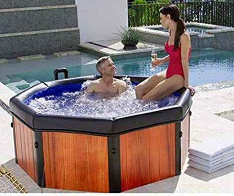 Amazon Com Comfort Line Products Spa N A Box Portable Spa