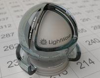 Lightwave Material