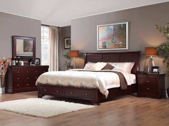 Compton - Lifestyle Solutions | Bedroom Sets | Pinterest | Bedrooms