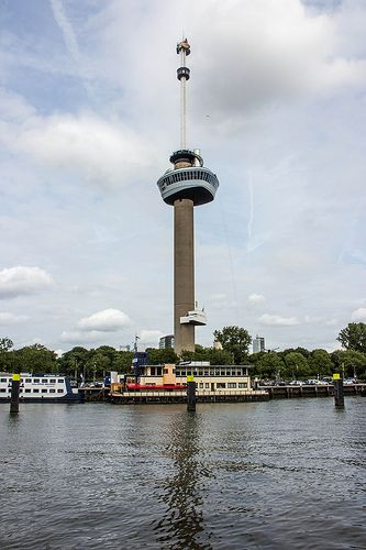 Euromast. Fascinating Rotterdam - http://www.travelandtransitions.com/european-travel/: