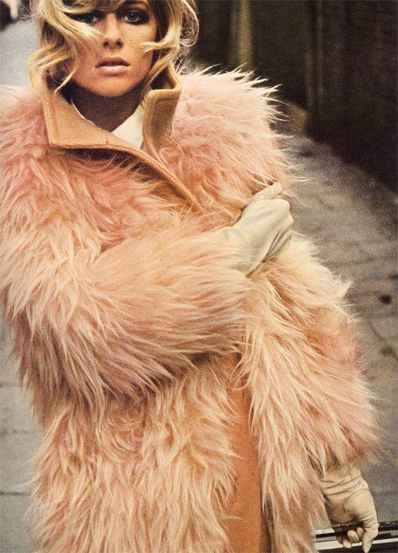 British Vogue <3 1966