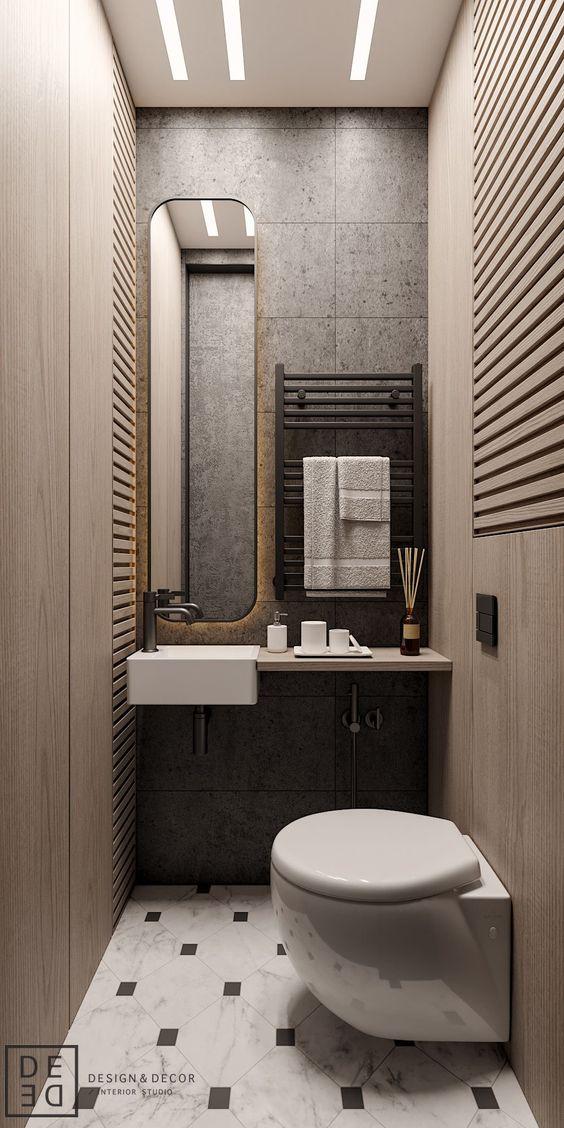 ホテルライク インテリア トイレ コーディネート例
