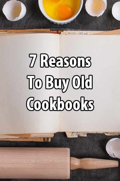 @thesurvivalmom published an article with 7 reasons to buy old cookbooks. It also includes links to new cookbooks that take power outages into account.