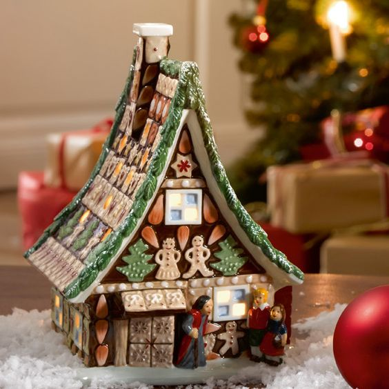 Search google and christmas on pinterest for Villeroy and boch christmas