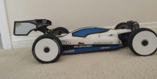 Hotbodies Hpi Ve 8 1 8 Speed Run Drag Race Buggy 120 Mph On