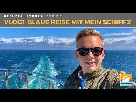 Vlog1 Erste Blaue Reise Mit Der Mein Schiff 2 Kreuzfahrt Nach Dem Lockdown Ja Das Geht Youtube In 2020 Kreuzfahrt Mein Schiff 2 Schiff