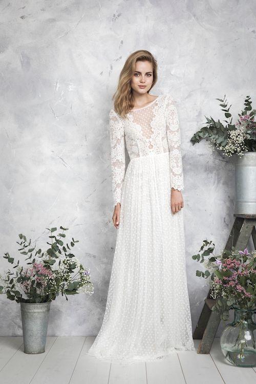 ida sjöstedt wedding dress