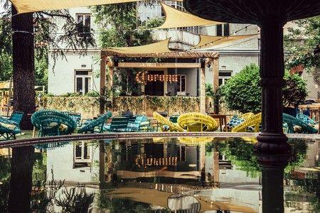 La Terraza Casa Corona Madrid Un Paraiso Urbano En El Centro De La Capital 2020 식당