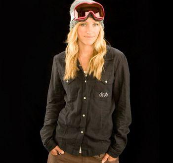 Gretchen Bleiler, Snowboarder