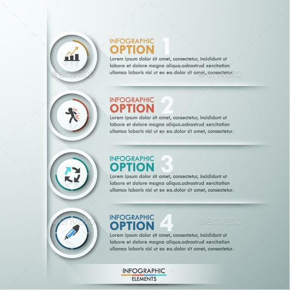 Modern Infographic Template   Modern, Infographic templates and ...