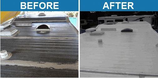 Liquid Roof Coatings Application Five Tips To Help Make Things Simpler For You Liquid Roof Roof Coatings Liquid Waterproofing