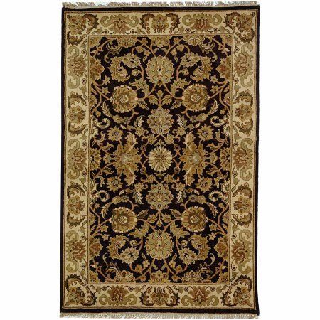 Safavieh Dynasty Hand Knotted Wool Area Rug, Beige